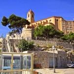 Subida al Castillo cullera2014